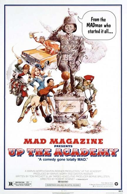 Up the Academy Movie Poster (11 x 17) - Item # MOVAJ8736