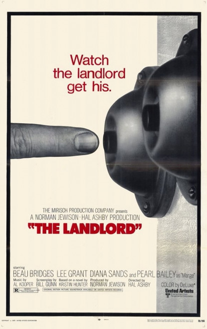 The Landlord Movie Poster (11 x 17) - Item # MOVEE8545