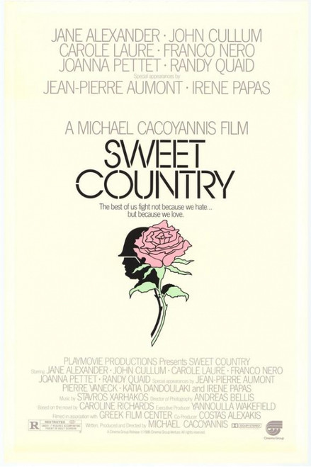 Sweet Country Movie Poster (11 x 17) - Item # MOVCF0127