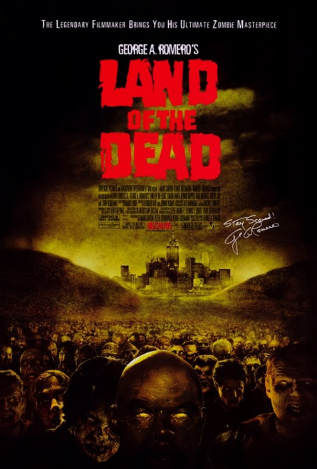 Land of the Dead Movie Poster (11 x 17) - Item # MOVIF2248