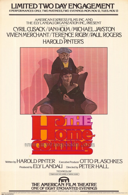 The Homecoming Movie Poster Print (27 x 40) - Item # MOVAG1742