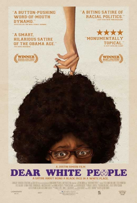 Dear White People Movie Poster (11 x 17) - Item # MOVGB97145