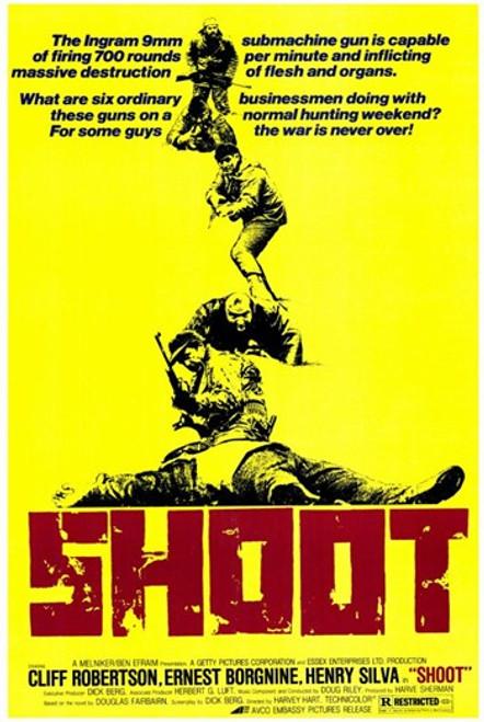 Shoot Movie Poster (11 x 17) - Item # MOV232785