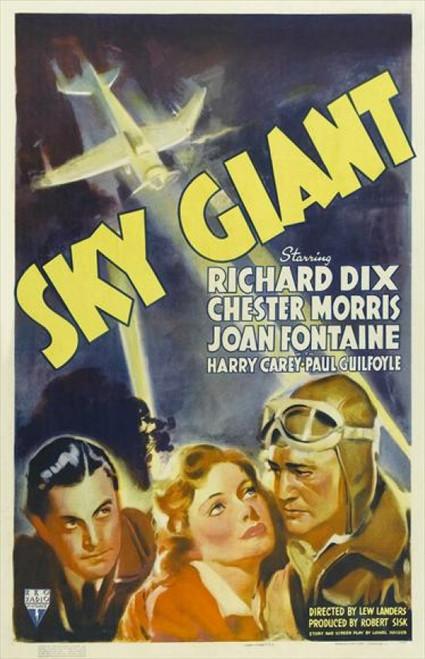 Sky Giant Movie Poster Print (27 x 40) - Item # MOVEJ2139