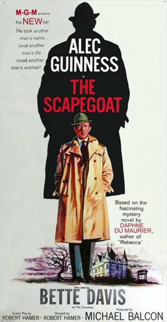 Scapegoat, The Movie Poster (11 x 17) - Item # MOVAJ3226