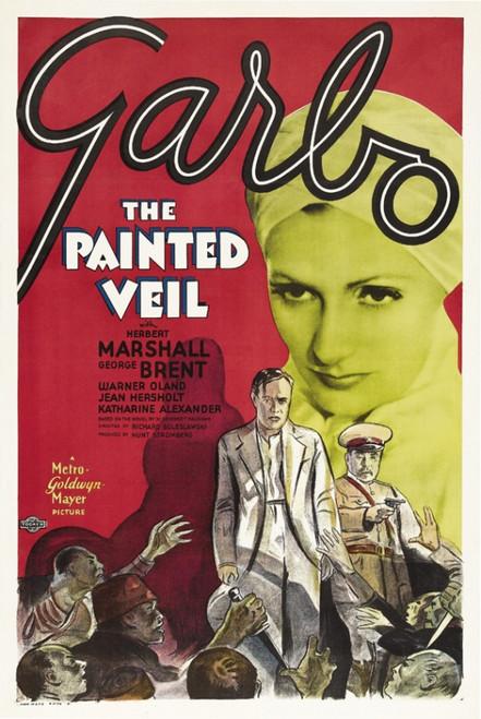 Painted Veil, The Movie Poster Print (27 x 40) - Item # MOVEI3711