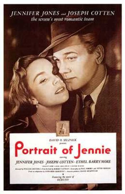 Portrait of Jennie Movie Poster (11 x 17) - Item # MOV197453