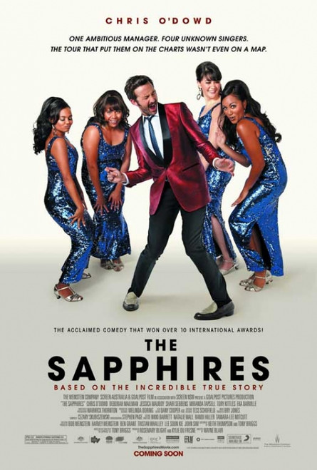 The Sapphires Movie Poster (11 x 17) - Item # MOVGB39805
