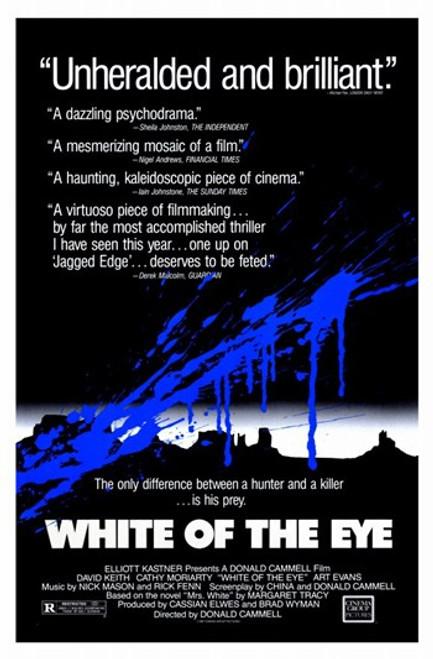 White of the Eye Movie Poster (11 x 17) - Item # MOV252956