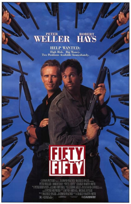 Fifty/Fifty Movie Poster Print (27 x 40) - Item # MOVGH8640