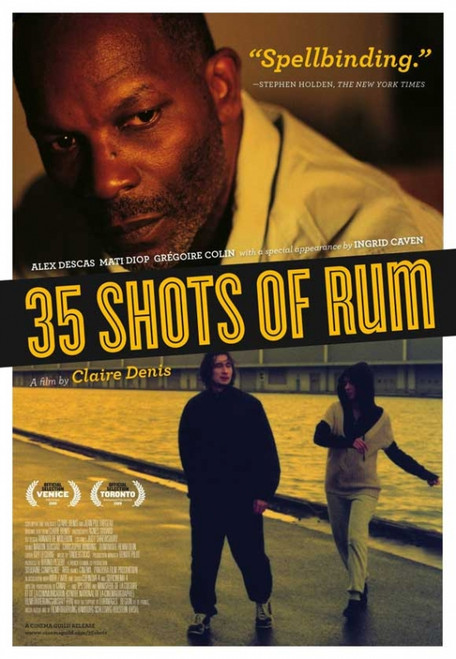 35 Shots of Rum Movie Poster (11 x 17) - Item # MOVAB01810
