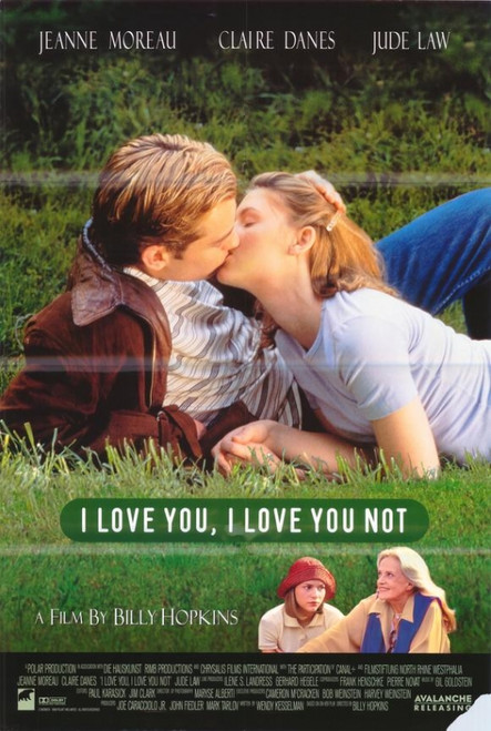 I Love You, I Love You Not Movie Poster Print (27 x 40) - Item # MOVCH6414