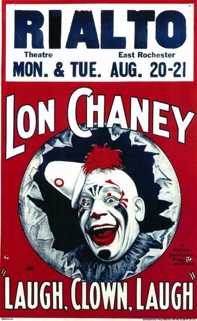 Laugh, Clown, Laugh Movie Poster (11 x 17) - Item # MOVEC4865