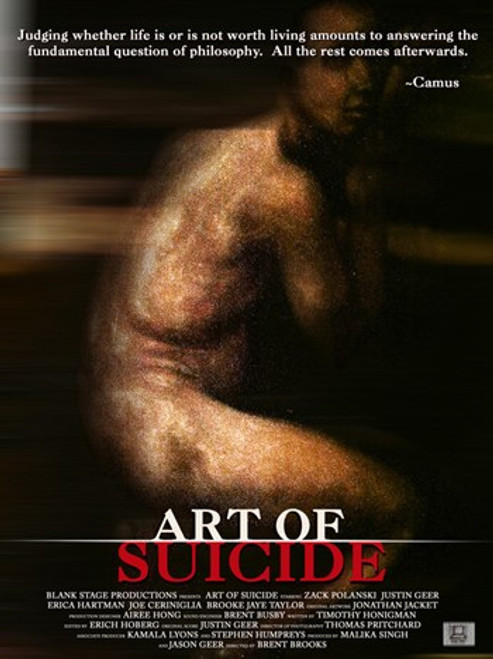 Art of Suicide Movie Poster (11 x 17) - Item # MOV414562
