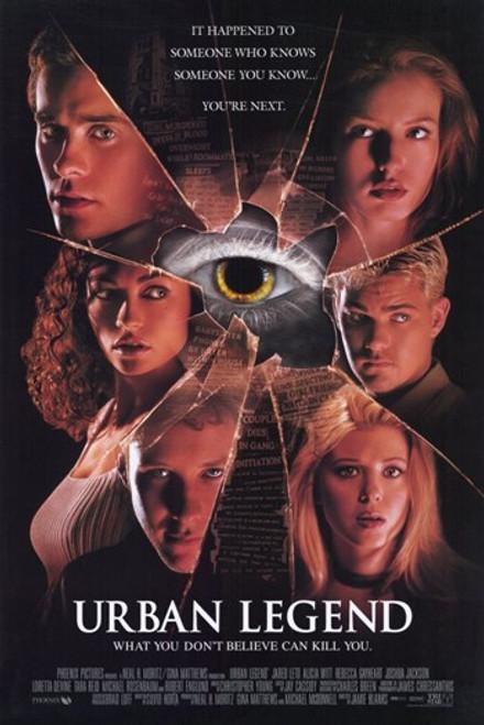 Urban Legend Movie Poster (11 x 17) - Item # MOV227701