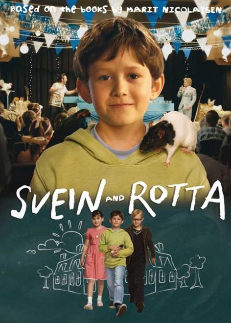Svein og Rotta og UFO mysteriet Movie Poster (11 x 17) - Item # MOVEB18753