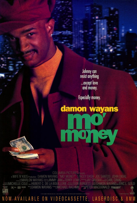 Mo' Money Movie Poster Print (27 x 40) - Item # MOVIH7358
