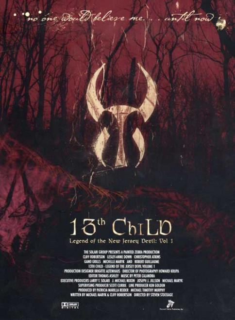 13th Child Movie Poster (11 x 17) - Item # MOVCB20863