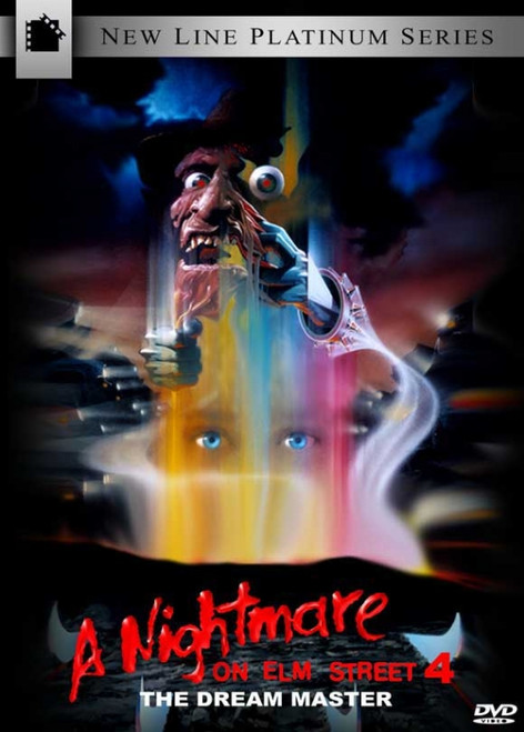 A Nightmare on Elm Street 4 The Dream Master Movie Poster (11 x 17) - Item # MOVCJ8380