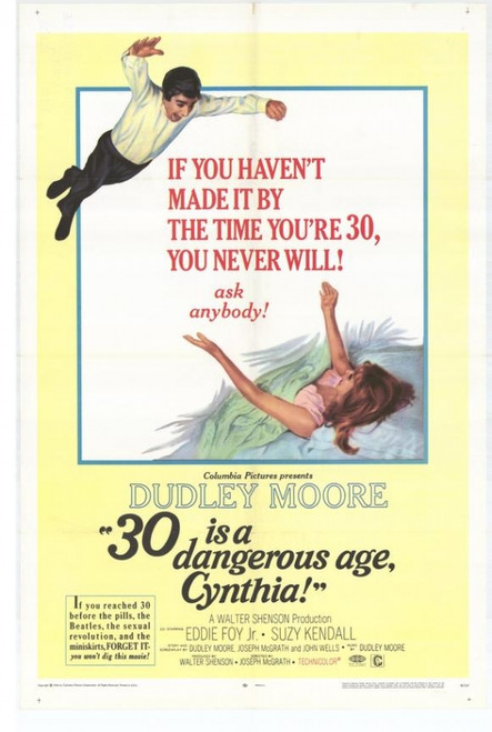 30 Is a Dangerous Age, Cynthia Movie Poster (11 x 17) - Item # MOVAF0109