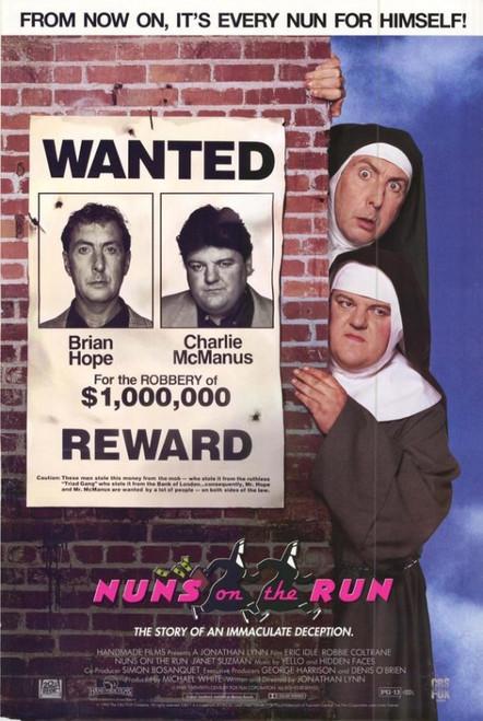 Nuns on the Run Movie Poster Print (27 x 40) - Item # MOVGF0319