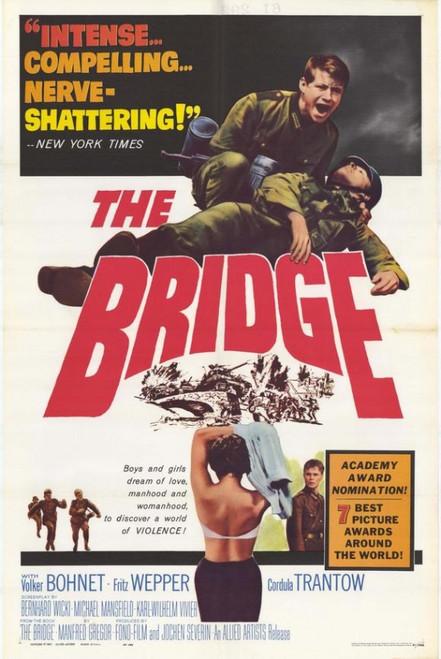 The Bridge Movie Poster Print (27 x 40) - Item # MOVIH9196