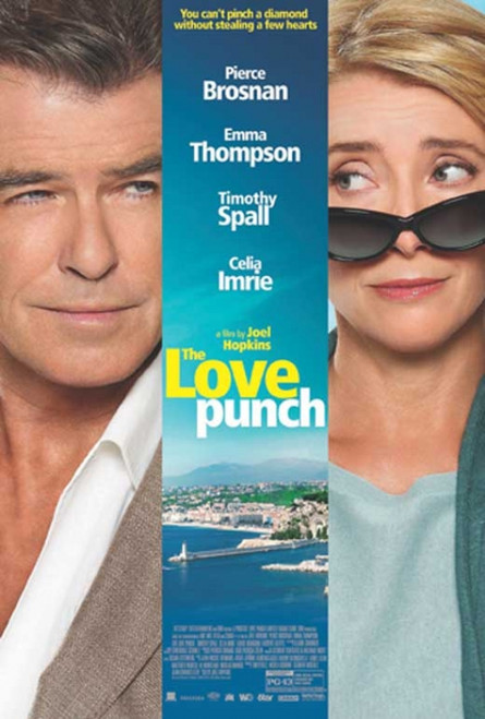 The Love Punch Movie Poster (11 x 17) - Item # MOVEB51045
