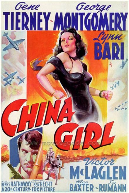 China Girl Movie Poster Print (27 x 40) - Item # MOVIF8343