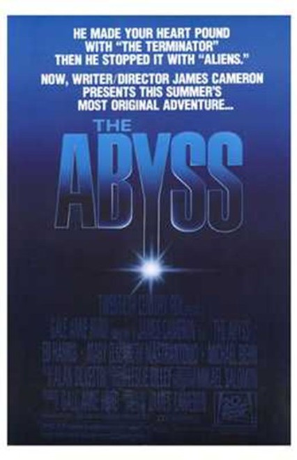The Abyss Movie Poster (11 x 17) - Item # MOV232408