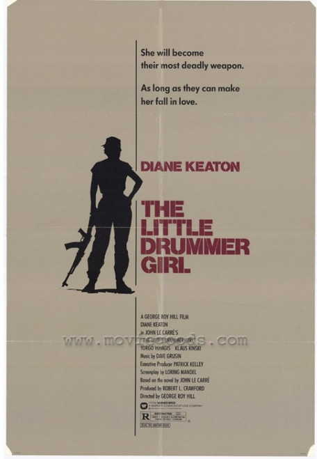 The Little Drummer Girl Movie Poster Print (27 x 40) - Item # MOVCH0616