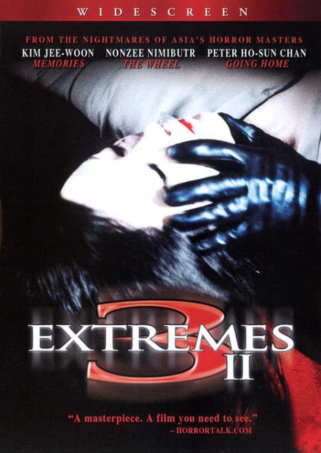 3 Extremes II Movie Poster (11 x 17) - Item # MOVAJ3558