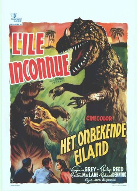 Island Movie Poster (11 x 17) - Item # MOV412772