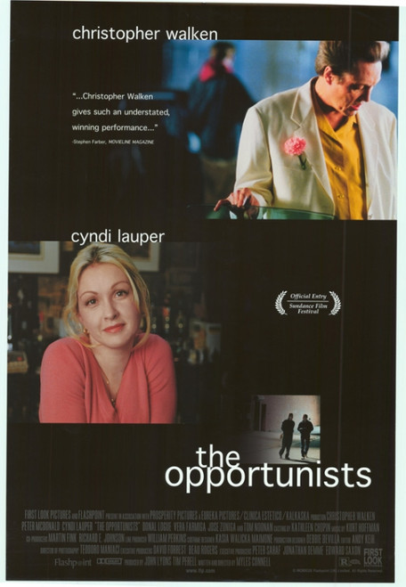 The Opportunists Movie Poster (11 x 17) - Item # MOVAI1208