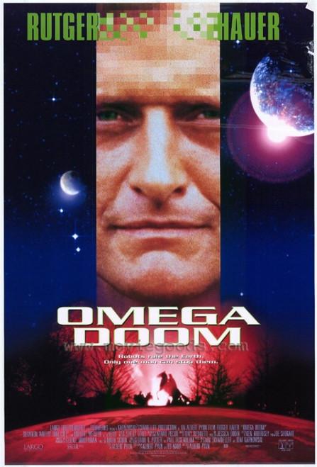 Omega Doom Movie Poster Print (27 x 40) - Item # MOVAH4691