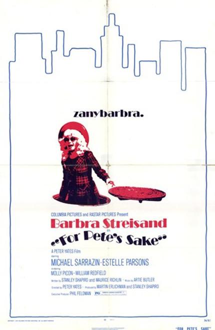 For Pete's Sake Movie Poster (11 x 17) - Item # MOV365286
