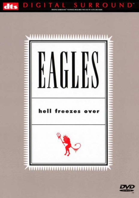 Eagles Hell Freezes Over (TV) Movie Poster (11 x 17) - Item # MOVCJ8427