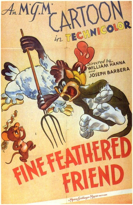 Fine Feathered Friend Movie Poster Print (27 x 40) - Item # MOVGF2349
