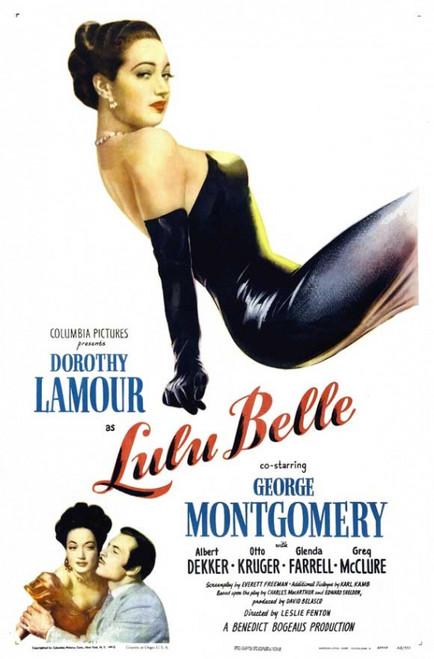 Sins of Lulu Belle Movie Poster Print (27 x 40) - Item # MOVIJ3181