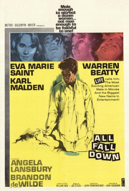 All Fall Down Movie Poster Print (27 x 40) - Item # MOVIH1223