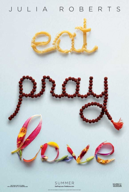 Eat, Pray, Love Movie Poster Print (27 x 40) - Item # MOVCB33070