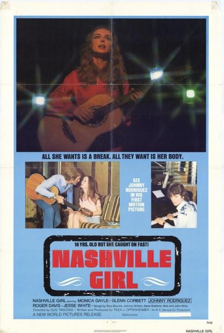 Nashville Girl Movie Poster (11 x 17) - Item # MOVAE4974