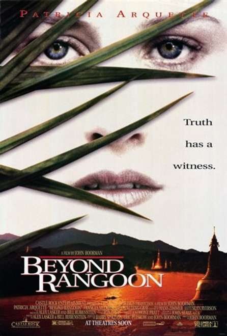 Beyond Rangoon Movie Poster (11 x 17) - Item # MOV230784