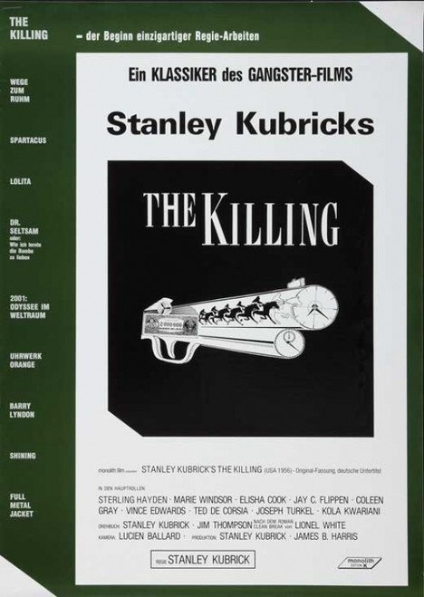 The Killing Movie Poster Print (27 x 40) - Item # MOVCB34673
