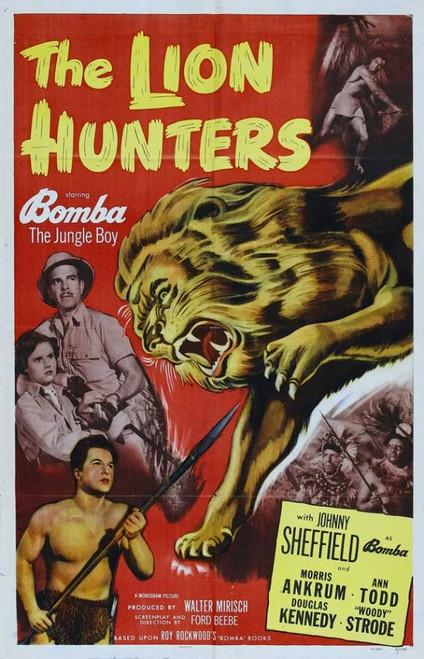 Lion Hunters, The Movie Poster Print (27 x 40) - Item # MOVEI5675