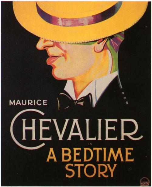 A Bedtime Story Movie Poster Print (27 x 40) - Item # MOVCF8348