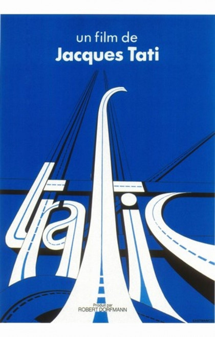 Traffic Movie Poster (11 x 17) - Item # MOV395456