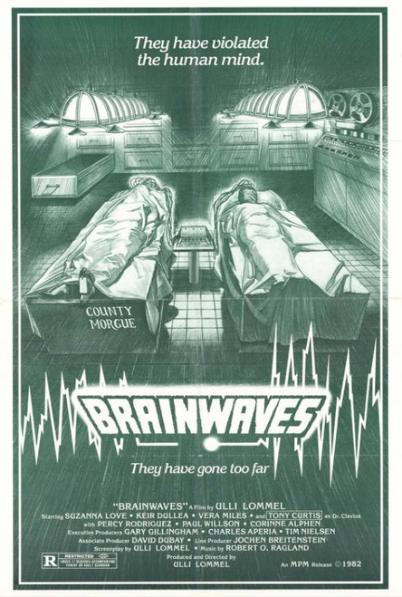 Brainwaves Movie Poster Print (27 x 40) - Item # MOVAH4253