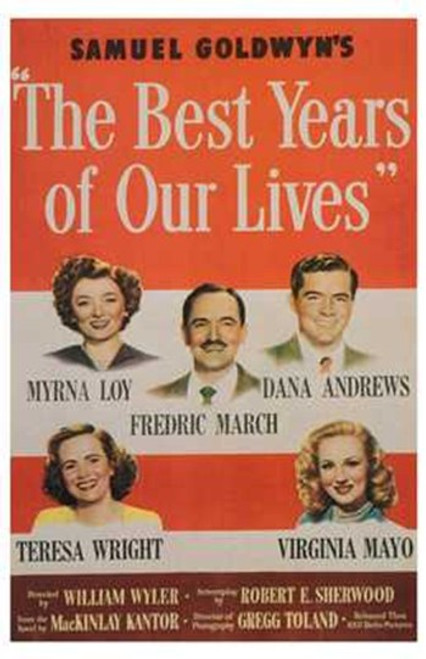 Best Years of Our Lives Movie Poster (11 x 17) - Item # MOV257736