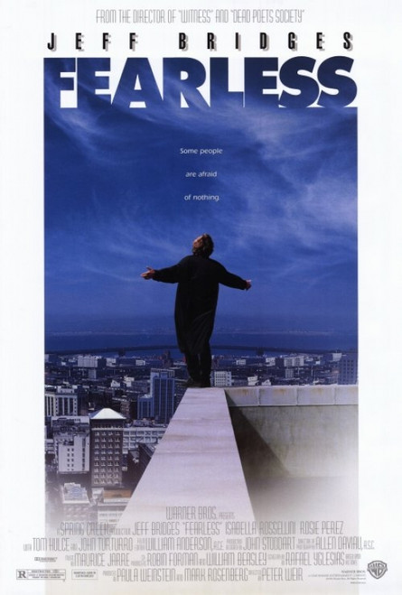 Fearless Movie Poster Print (27 x 40) - Item # MOVIF1322
