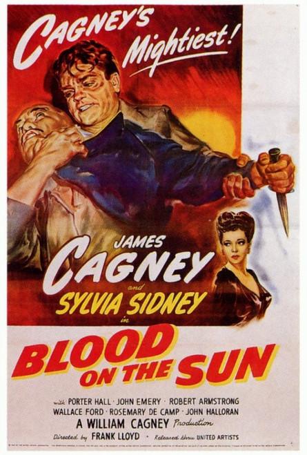 Blood on the Sun Movie Poster Print (27 x 40) - Item # MOVGF4346